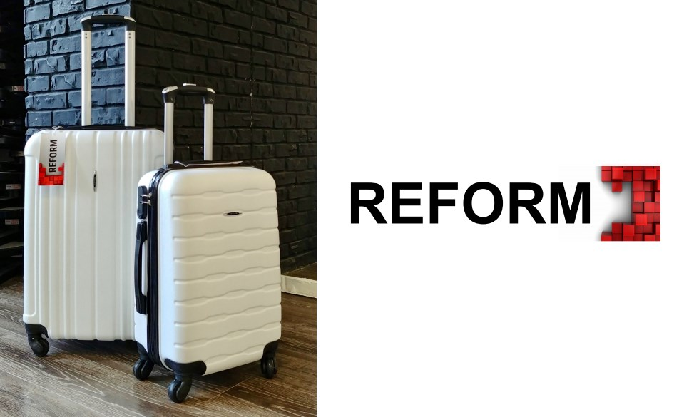 Чемоданы Reform